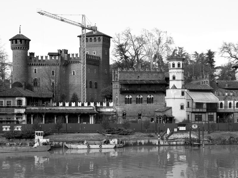 Intervento di restauro e funzionalizzazione borgo Medievale di Torino
